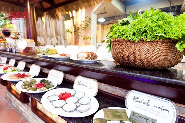 kiểm soát vệ sinh đồ ăn trong nhà hàng