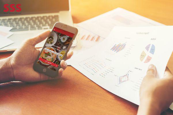 tiến hành dịch vụ khách hàng trên mỗi điểm tương tác